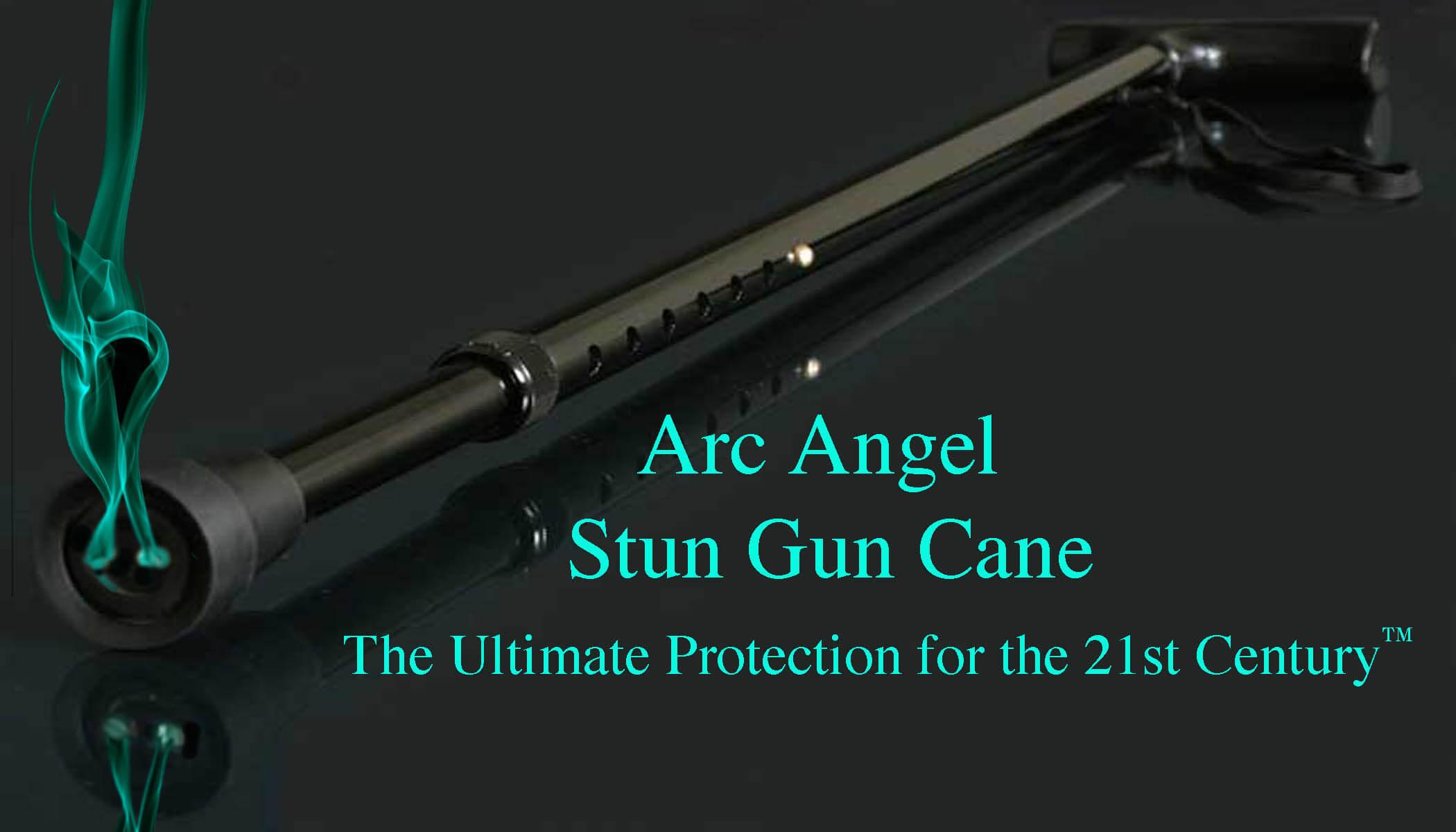 Arc Angel Stun Gun Cane